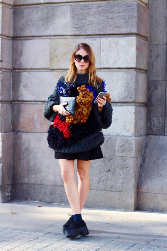 080 Fashion Barcelona Streetstyle Loreto Martí