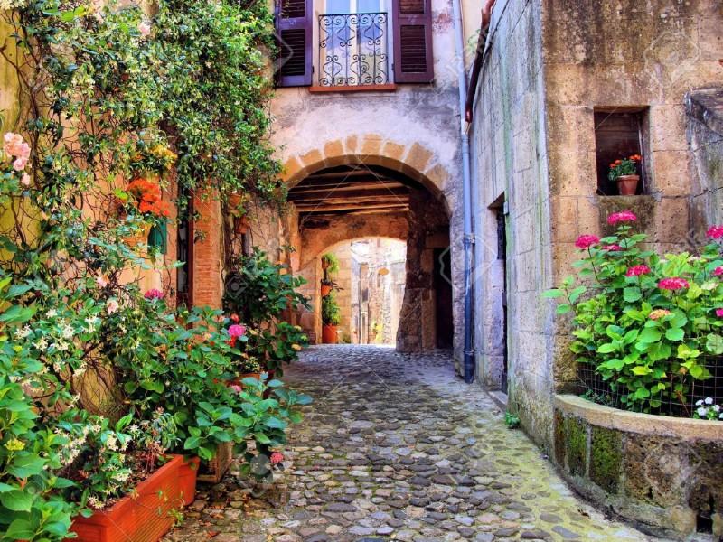Benvenuti a la Toscana