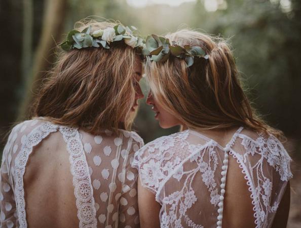 Colección de novias de ImmaClé