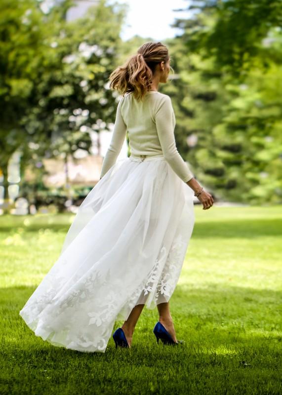 Olivia Palermo el día de su boda