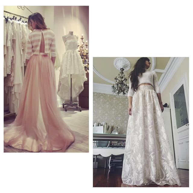 Colección de novia Alicia Rueda