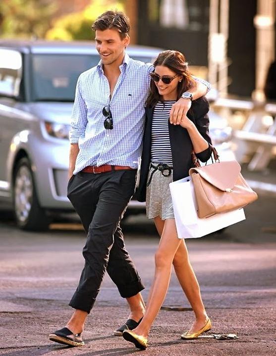 Olivia Palermo y Johannes Huebl, FashionGiver