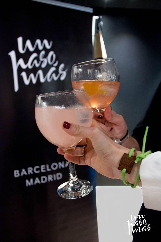 Fiesta de inauguración Un Paso Más Madrid