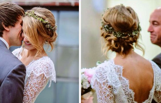 peinados de novias un paso mas