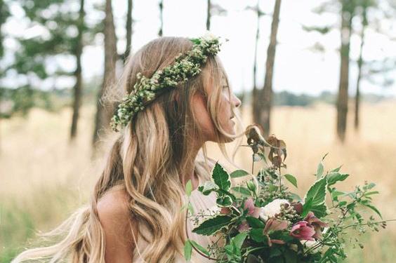 corona flores novias un paso mas