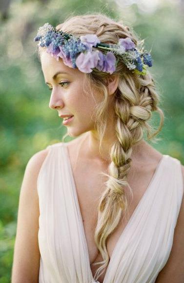 coronas de flores novias un paso mas