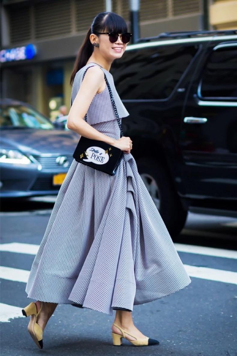 CUT Y PASTE Las Tendencias Más Grandes Del Street Style De Este 2016