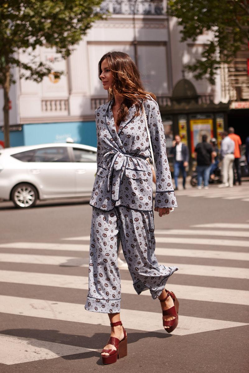 VOGUE Street Style Coeur De Parisienne