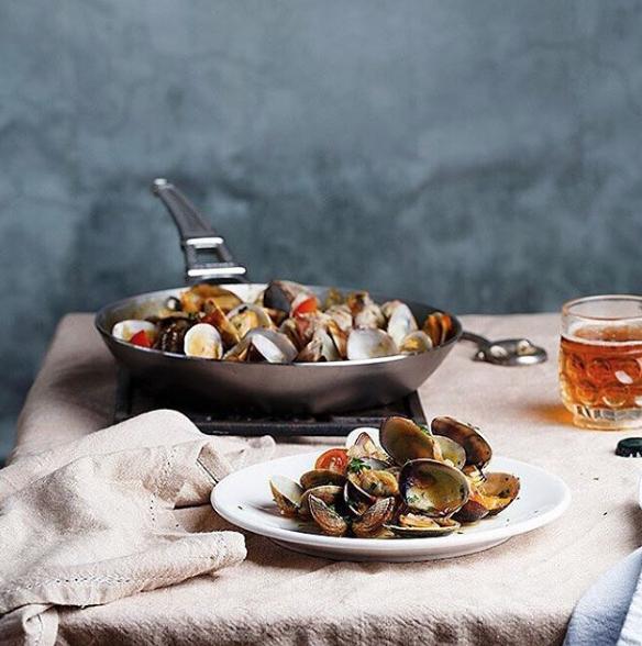 #clams