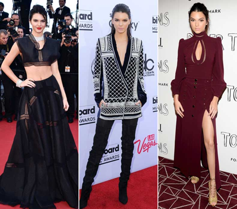 get the look Kendall Jenner