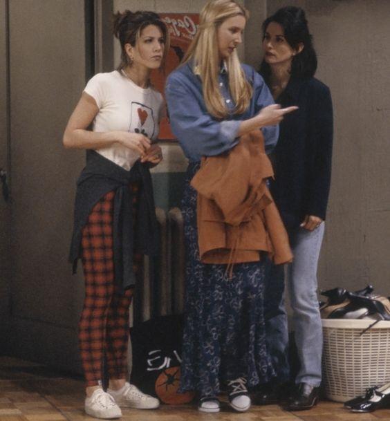 Jennifer Aniston en 'Friends' COSMOPOLITAN