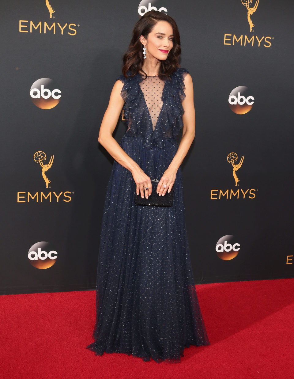 Abigail Spencer E-CARTELERA