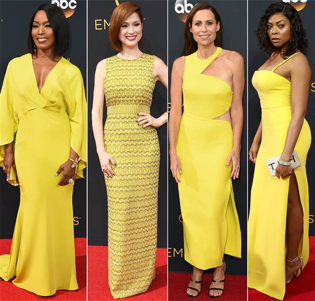 Emmys 2016 red carpet trends: Yellow, florals, blush and more TODAY STYLE