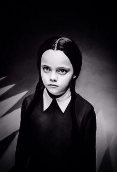 miércoles Addams