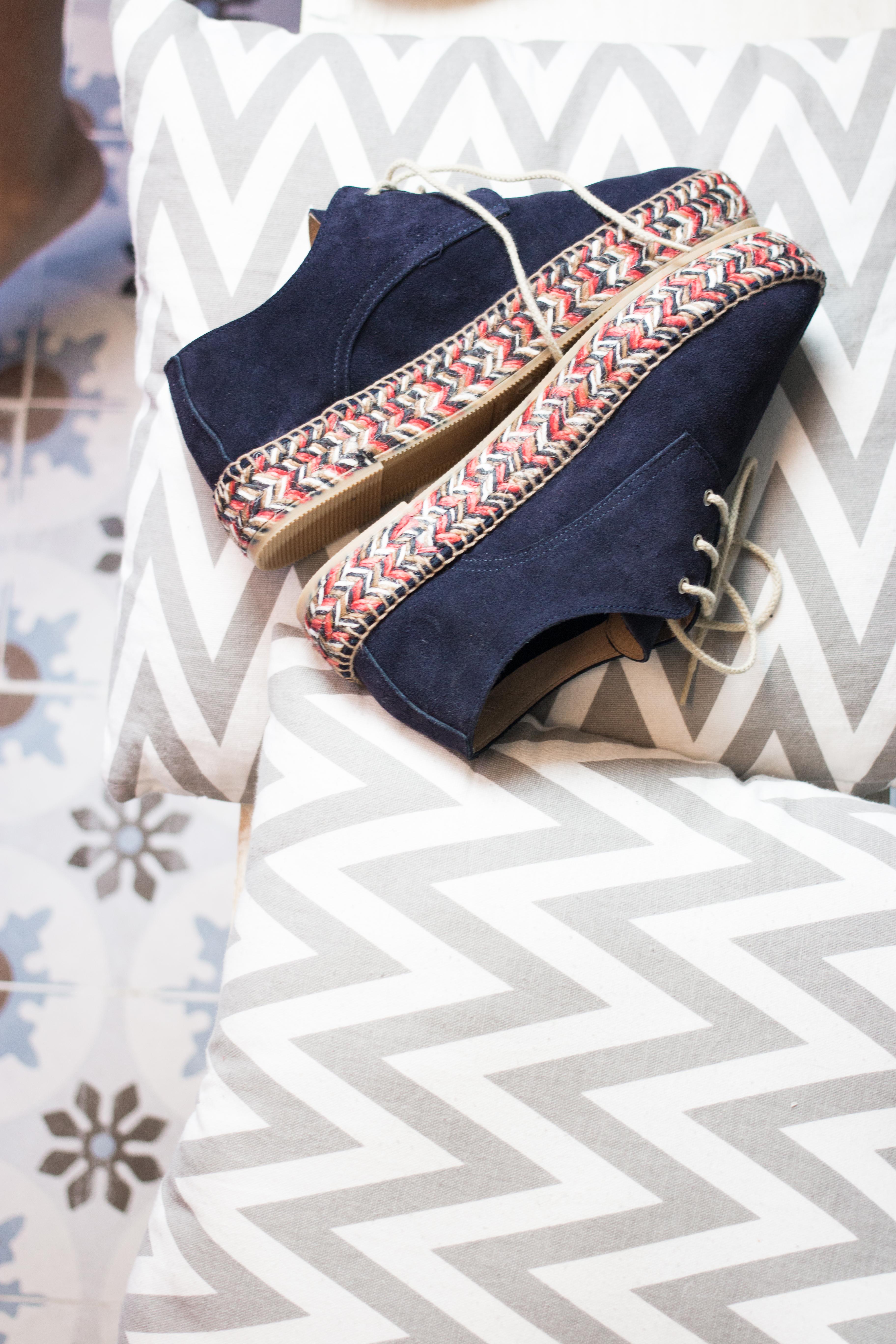 Zapatos de la Nueva Colección Primavera Verano 2017 Un Paso Más