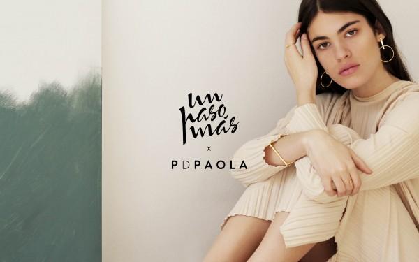 nueva colección joyas Un Paso Más x PDPAOLA