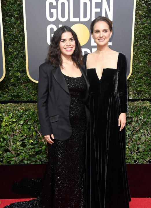 El feminismo el los Globos de Oro 2018