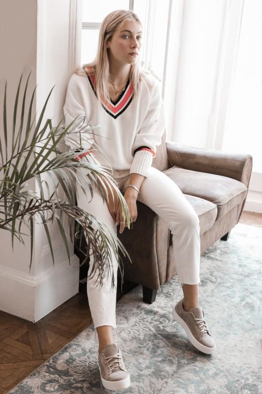 Sneaker Agata Topo